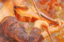Soloist by Emmanuelle Nim