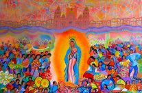Homage to Our Lady of Guadalupe