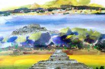 Templo de Tulum by Manuel D. Baldemor