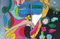 The Violinist by Monnar Baldemor