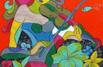 Violin Dreams by Monnar Baldemor
