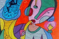 The Blues by Monnar Baldemor
