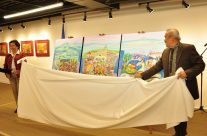 "MANNY BALDEMOR UNVEILS ""LUZON, VISAYAS, MINDANAO"" AT OTTAWA EXHIBIT *NEWS*"